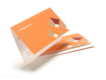 folded business card offset thumbL